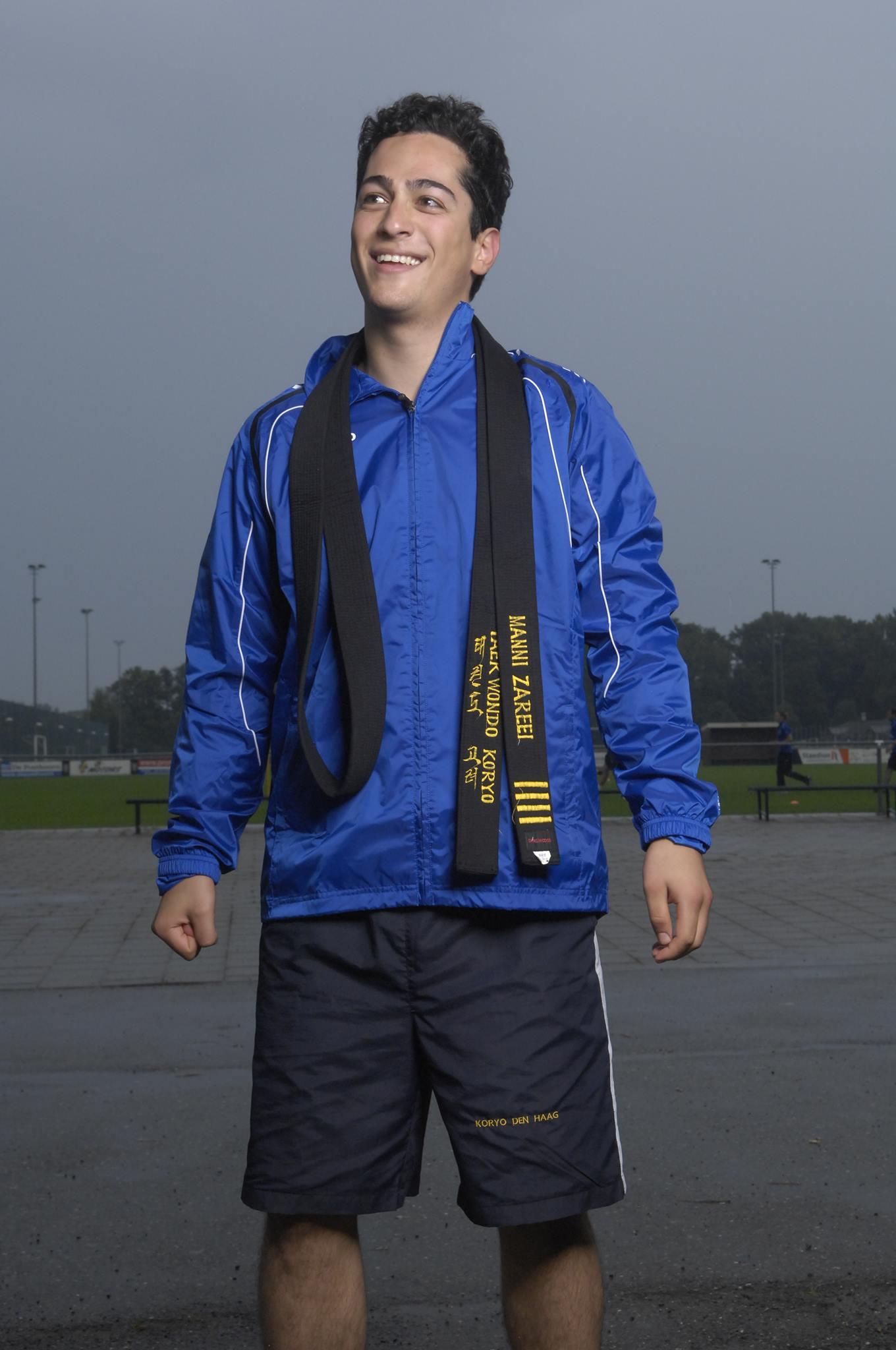 Manni Zareei : Trainer