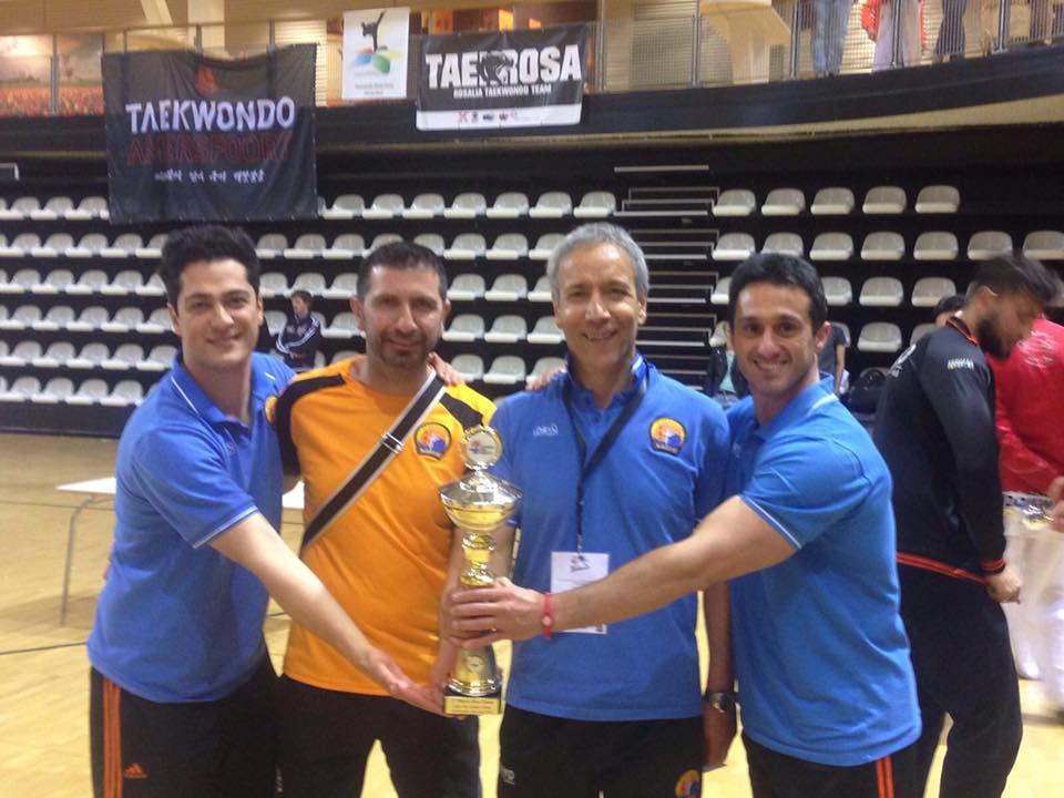 Taekwondo Koryo Den Haag is voor de derde achtereenvolgende keer de beste taekwondoschool van Nederland!